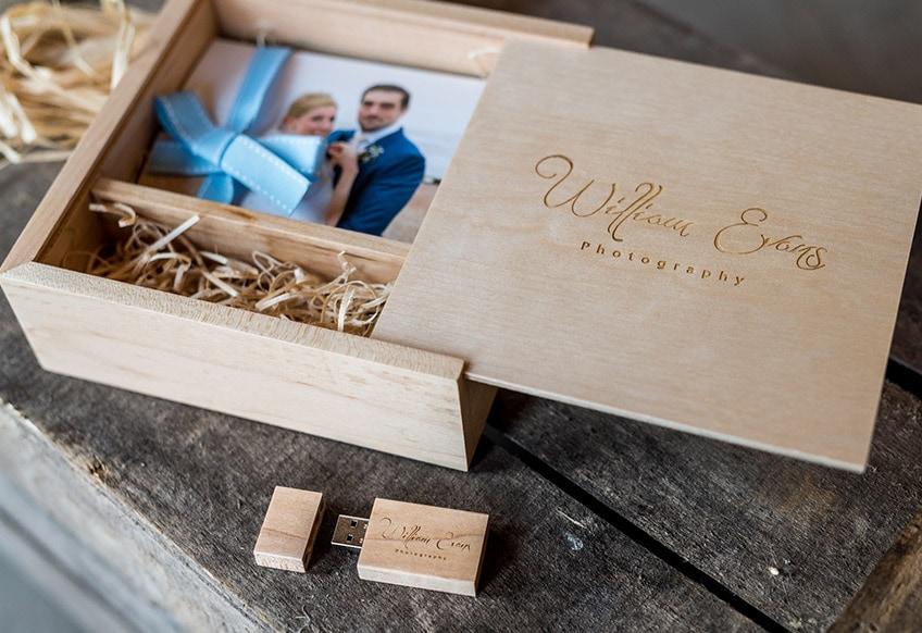 Woodland Photo Box Usb Flash 24