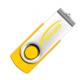 Twister USB Stick Process Yellow C