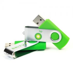Twister USB Stick grün