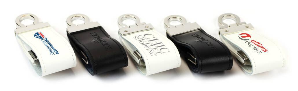 Cowboy USB Stick bedruckt oder geprägt mit Ihrem Logo