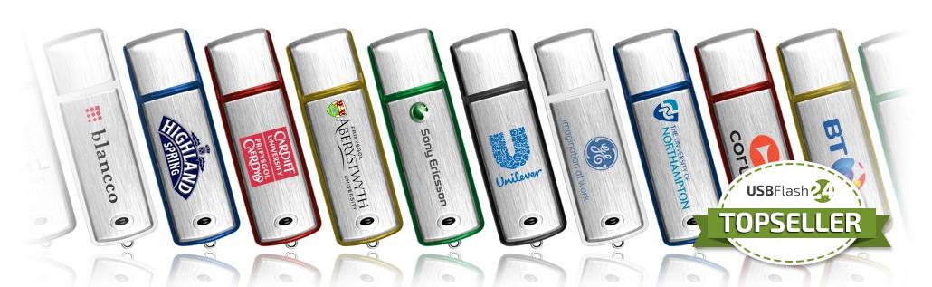 Habour USB Stick bedruckt oder graviert mit Ihrem Logo