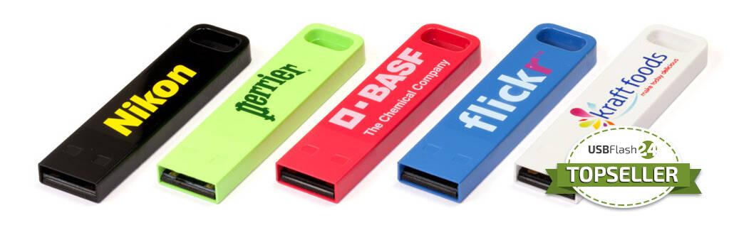 Iron C USB Stick bedruckt mit Ihrem Logo