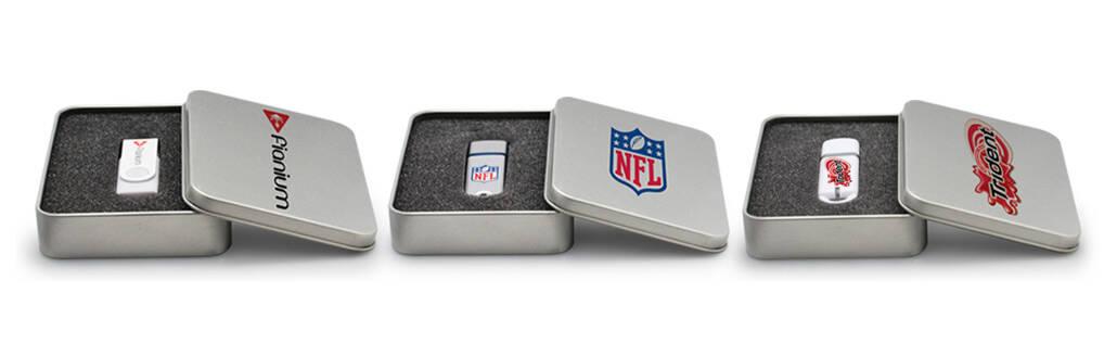 Tin Box bedruckt mit Ihrem Logo