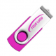 Twister USB Stick Process Purple C