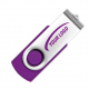 Twister USB Stick Violet (526 C)