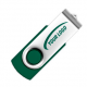 Twister USB Stick Dark Green (343 C)