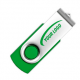 Twister USB Stick Green (362 C)