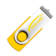 Twister USB Stick Process Yellow C