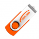 Twister USB Stick Orange (021 C)