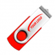 Twister USB Stick Red (485 C)